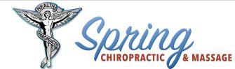 spring chiro logo